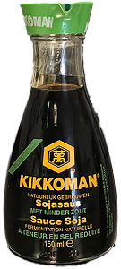 Foto Kikkoman Less Salt 150ml