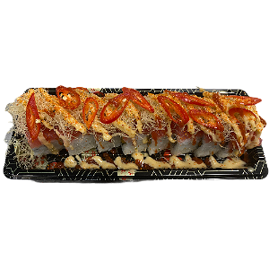 Foto Crispy Fire Roll